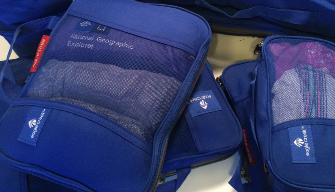 making the post of luggage space: packing tips from the well-travelled