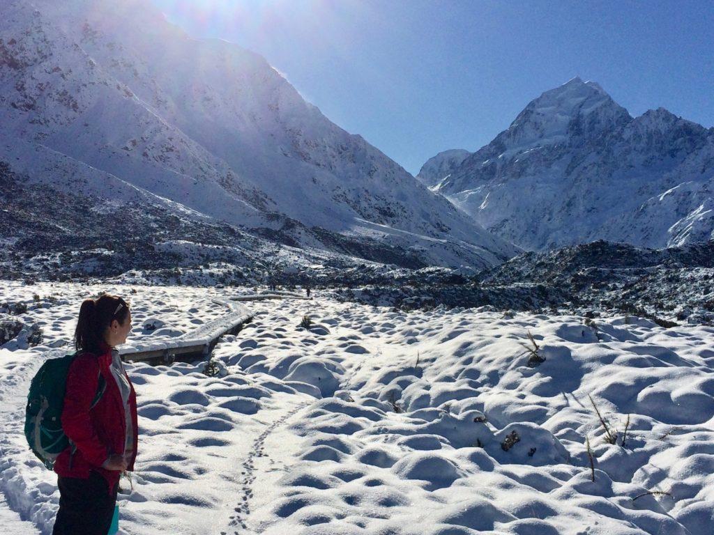 Ten reasons to visit New Zealand: Aoraki/Hooker Valley, Mount Cook
