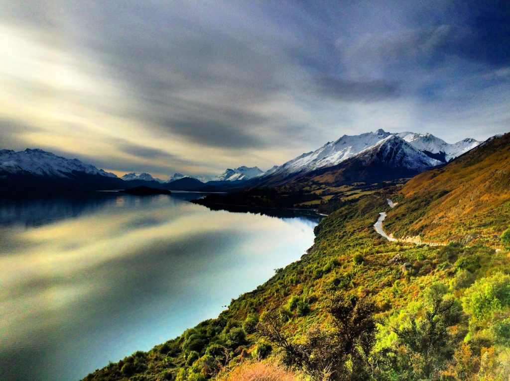 Ten reasons to visit New Zealand: the road to Glenorchy, New Zealand
