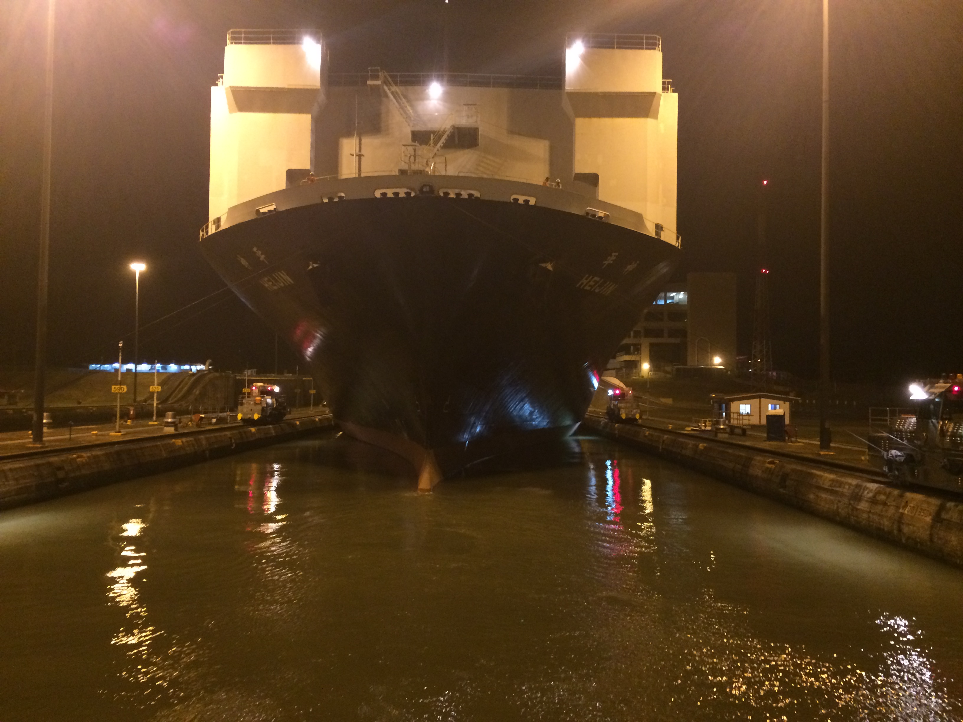 Panama canal essay