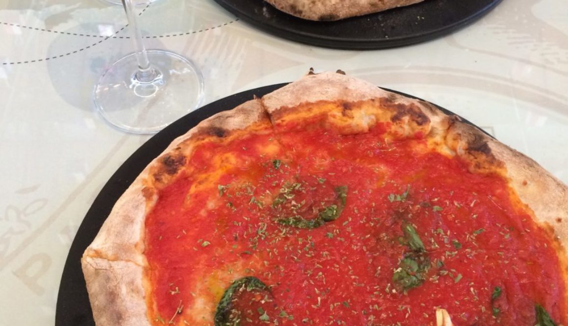 dining like a local in Florence, Italy