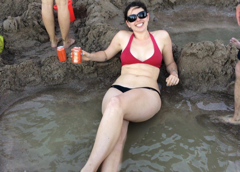 Ten reasons to visit to visit New Zealand: hot water beach, the Coromandel