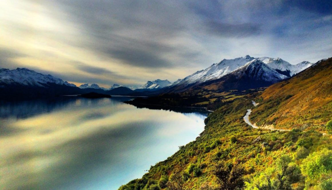 the road to Glenorchy NZ, Queenstown NZ, New Zealand road trips, best drives in the world
