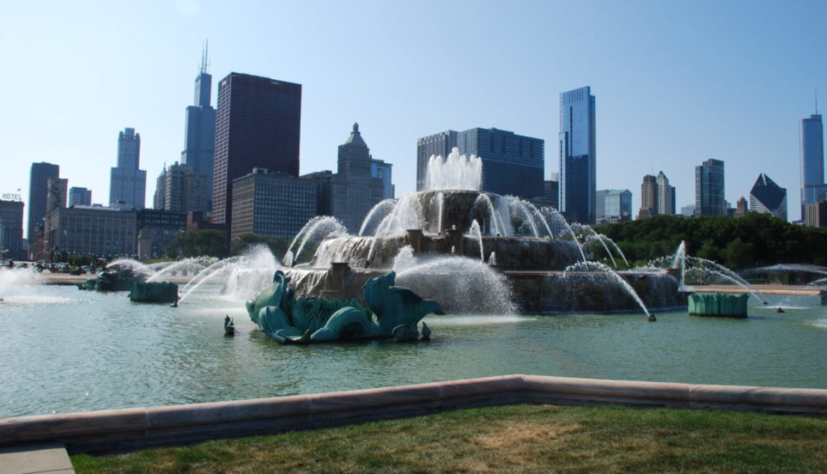 practical advice for travelling to the United States: Chicago