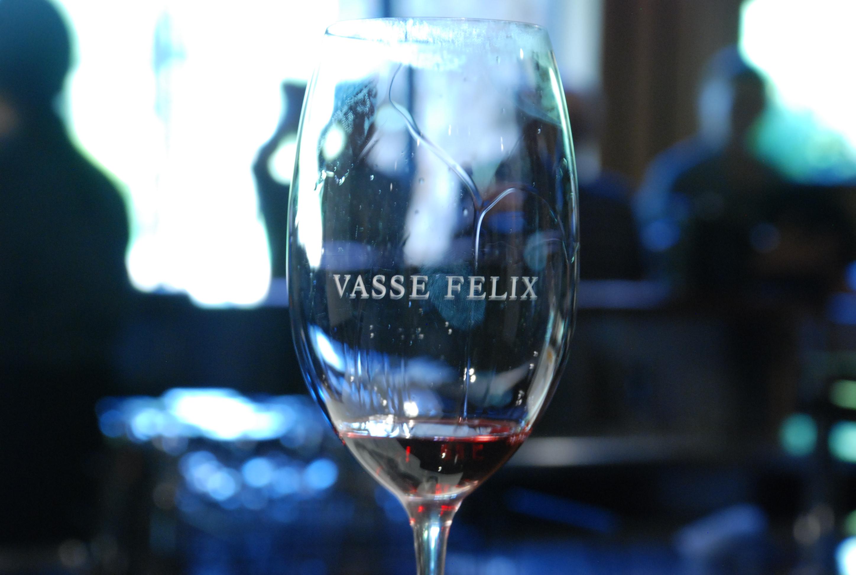 Vasse Felix wine glass