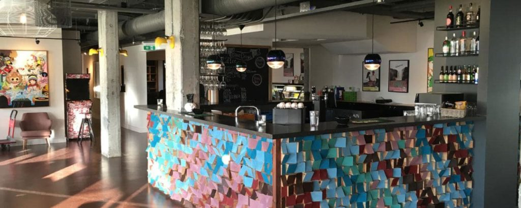 Base Hostel: is this the coolest hostel in Keflavik, Iceland?